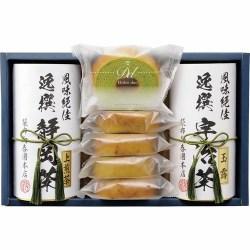 袋布向春園本店 日本茶こだわりセット「露」
