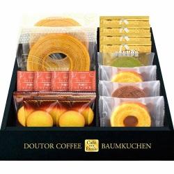 Cafe Etoile ドトールコーヒー&バウムクーヘンセット