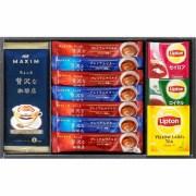 【20%OFF】AGF&リプトン 珈琲・紅茶セット (B3052036)