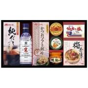 【送料無料】キッコーマン生しょうゆ&バラエティギフト(soumu_T21-04)